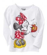 "'ото 1 - OldNavy 'утболка ""Minnie Mouse photographer"""