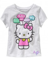 'ото 1 - OldNavy 'утболка, Hello Kitty
