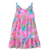 Gymboree Платье, Floral Sundress